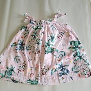 Adorable Gap Baby Girl 6-12 M Dress